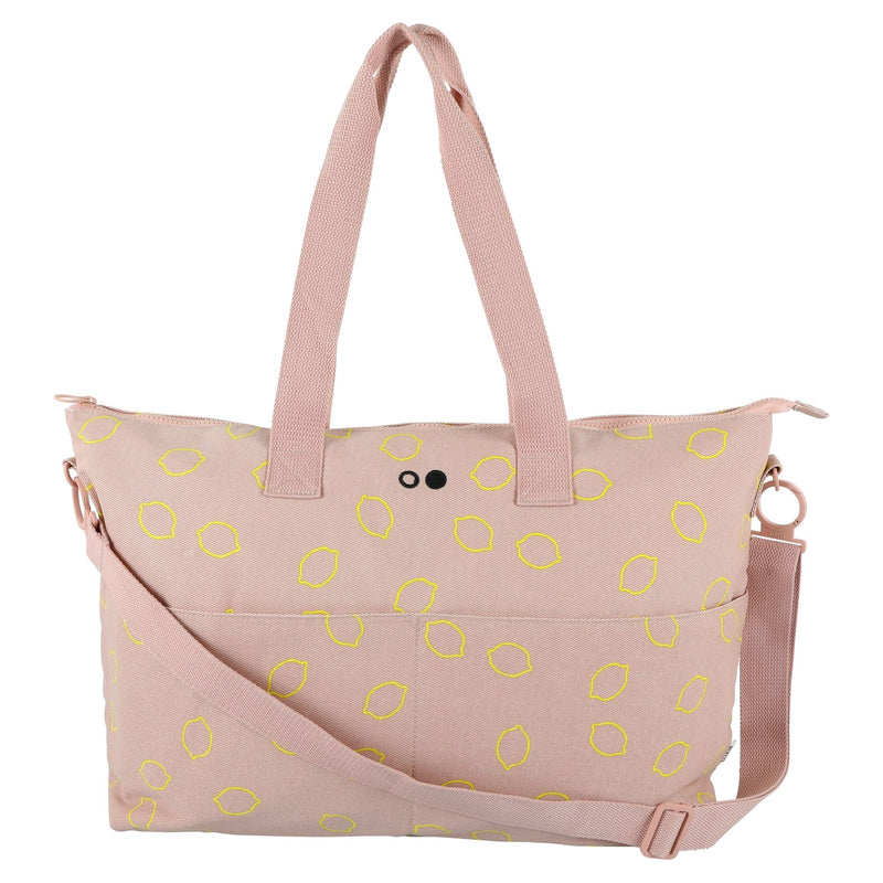 Trixie Tote Bag Lemon Squash