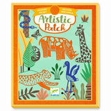 Djeco Artistic Patch Wilde Tiere