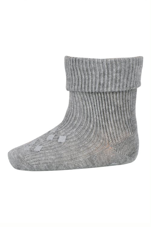 mp Denmark Krabbelsocken Grey Melange