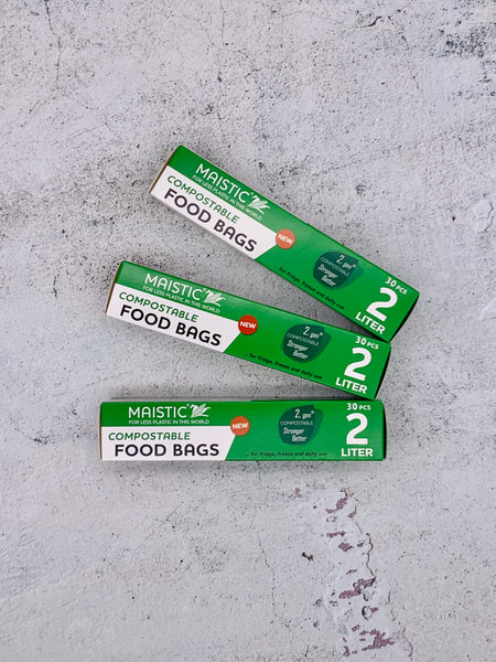 Compostable Food Bags