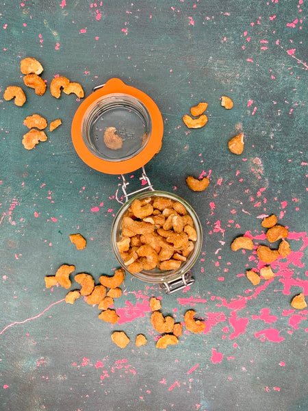 Cashews - Honey Caramelised