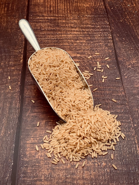 Brown Rice - Long Grain