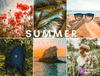 Seasons - Summer - 10 x Lightroom Presets - Desktop and Mobile
