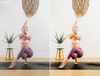 Health and Fitness - YOGA - 10 x Lightroom Presets - Desktop and Mobile