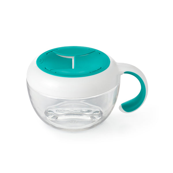 Oxo Tot Flippy Snack Cup - Teal