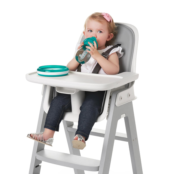 Oxo Tot Grow Straw Cup - Teal (2)