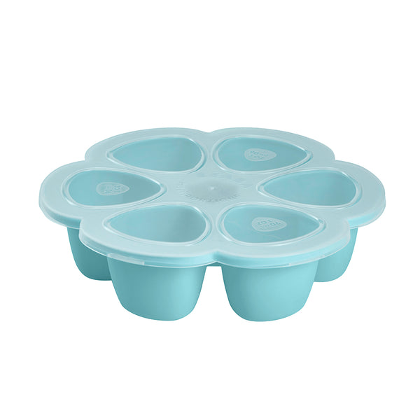 Beaba Silicone Multiportions 90ml - Blue