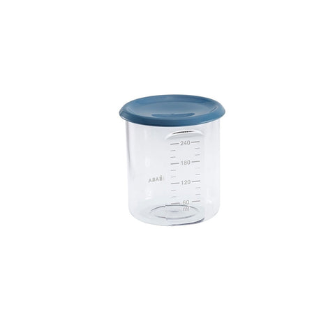 Beaba 240ml Tritan Food Jar - Blue