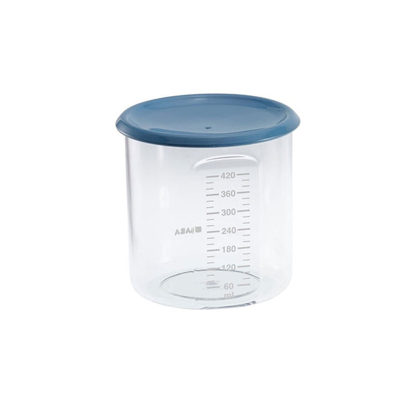 Beaba 420ml Tritan Food Jar - Blue