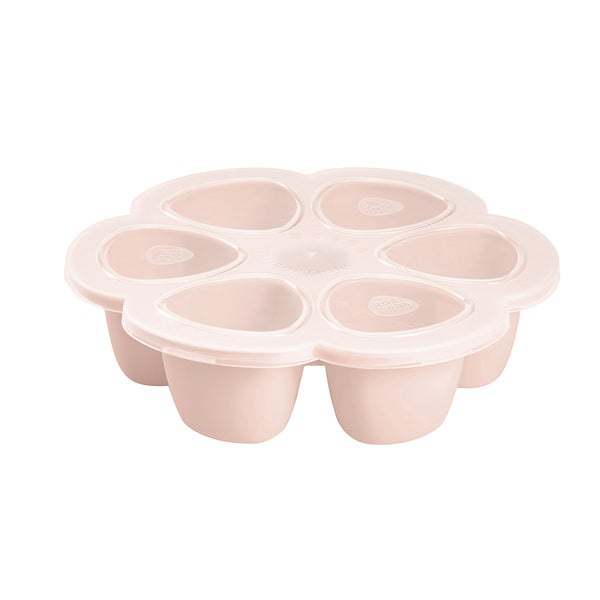 Beaba Silicone Multiportions 90ml - Pink