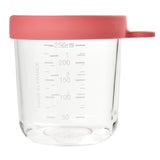 Beaba 250ml Conservation Jar - Dark Pink (1)