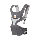 Ergobaby Hip Seat Cool Air Mesh - Carbon Grey