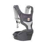 Ergobaby Hip Seat Cool Air Mesh - Carbon Grey (1)