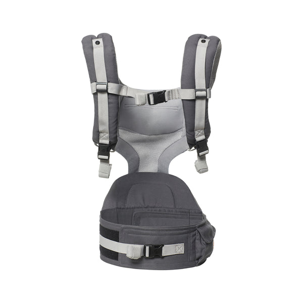 Ergobaby Hip Seat Cool Air Mesh - Carbon Grey (2)