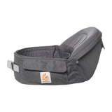Ergobaby Hip Seat Cool Air Mesh - Carbon Grey (3)