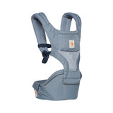 Ergobaby Hip Seat Cool Air Mesh - Oxford Blue (1)