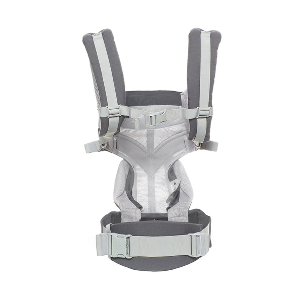 Ergobaby Omni 360 Cool Air Mesh Baby Carrier - Carbon Grey (1)