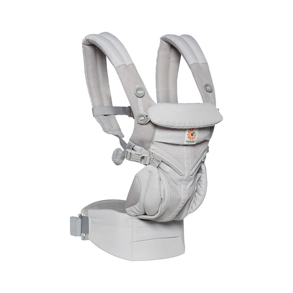 Ergobaby Omni 360 Cool Air Mesh Baby Carrier - Pearl Grey (1)