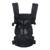 Ergobaby Omni 360 Cool Air Mesh Baby Carrier - Onyx Black (2)