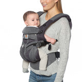 Ergobaby Omni 360 Cool Air Mesh Baby Carrier - Classic Weave (2)