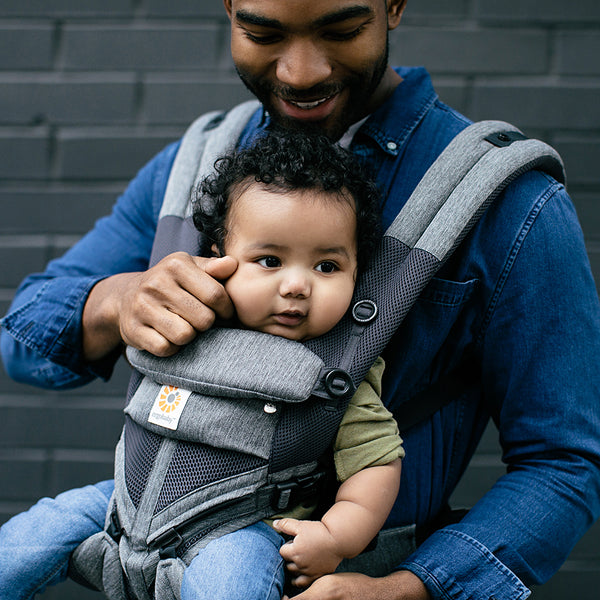 Ergobaby Omni 360 Cool Air Mesh Baby Carrier - Classic Weave (3)