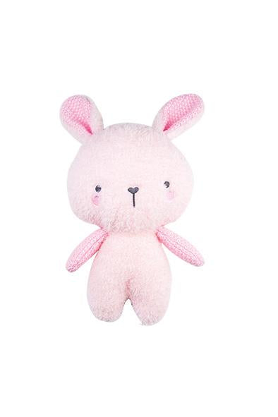 Bubble - Lily the Bunny Knitted Plush Cuddly Toy