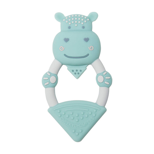 Cheeky Chompers Teether Hippo