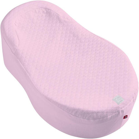 Red Castle Cocoonababy Fitted Sheet - Powder Pink