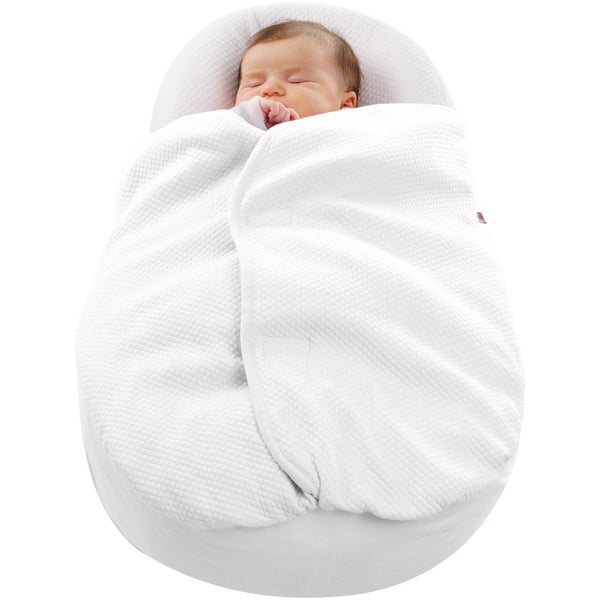 Lightweight 0.5 Tog Cocoonacover - White