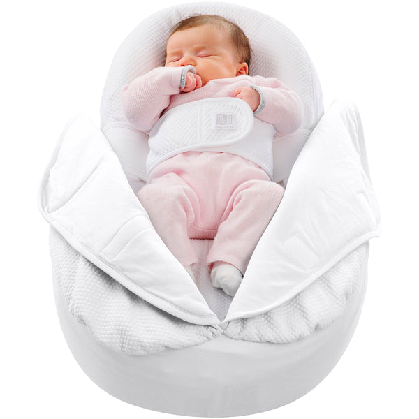 Lightweight 0.5 Tog Cocoonacover - White (1)