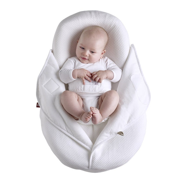 Red Castle Cocoonacover 2.0 Tog Quilted - White (2)