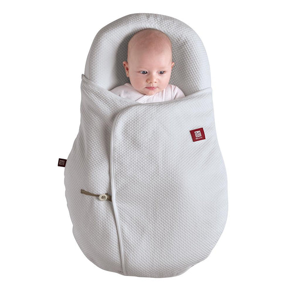 Red Castle Cocoonacover 0.5 Tog Lightweight - Pearl Grey