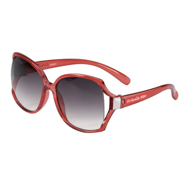 Frankie Ray Red Sassy Toddler Sunglasses