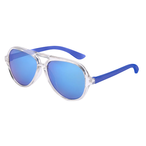 Frankie Ray - Stanley Blue Toddler Sunglasses