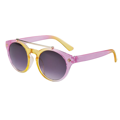 Frankie Ray Ava Pink Ombre Toddler Sunglasses
