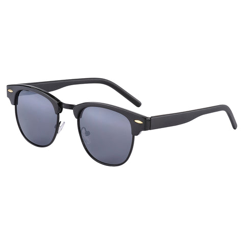 Frankie Ray Hugo Black 8-12yrs Sun Glasses