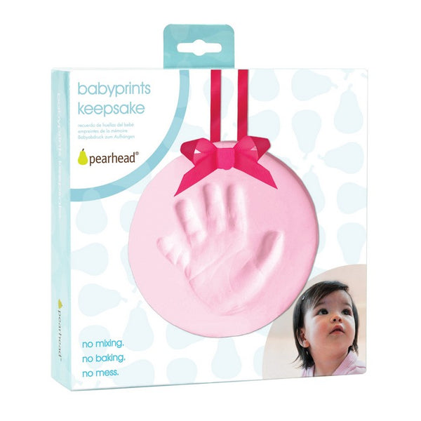 Pearhead Pink Babyprints Keepsake (1)