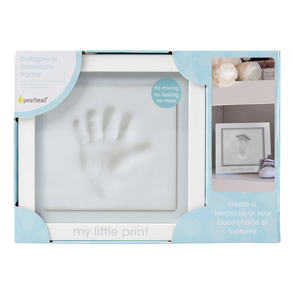 Pearhead Babyprints Keepsake Frame (1)