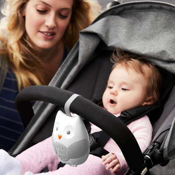 Skip Hop Stroll & Go Portable Baby Soother (3)