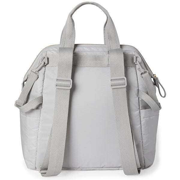 Skip Hop Main Frame Wide Open Backpack - Cement (5)