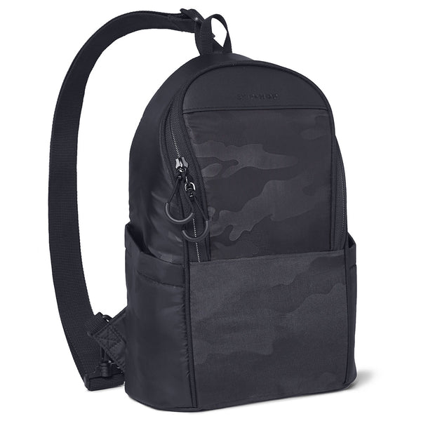 Skip Hop Paxwell Easy Access Nappy Sling - Black Camo
