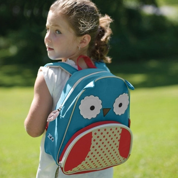 Skip Hop Zoo Otis Owl Backpack (2)