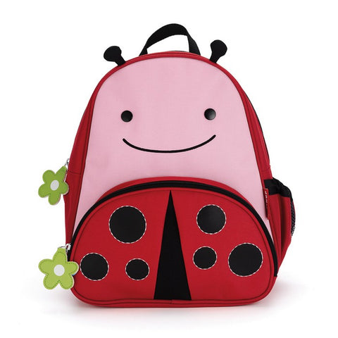 Skip Hop Zoo Livie Ladybug Backpack
