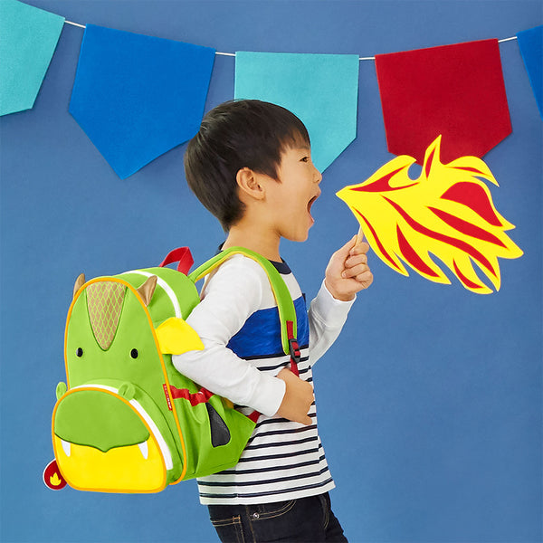 Skip Hop Zoo Dillon Dragon Backpack (1)