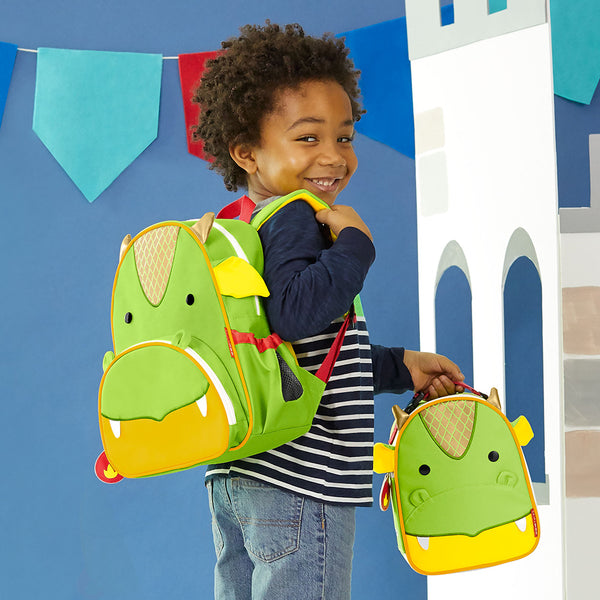 Skip Hop Zoo Dillon Dragon Backpack (2)