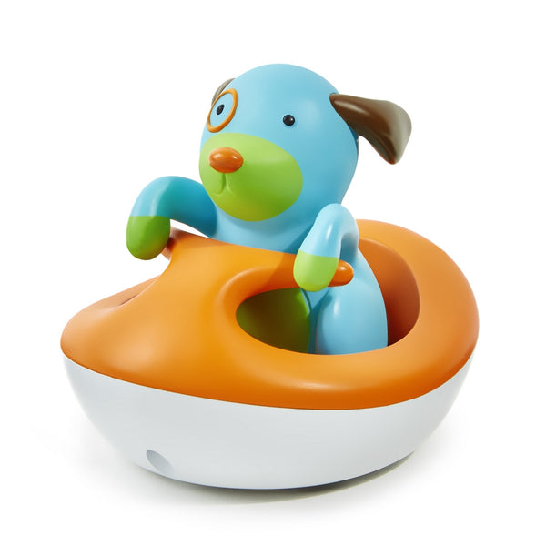 Skip Hop Zoo Rev up Darby Dog Wave Rider