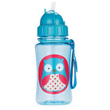 Skip Hop Zoo Otis Owl Water Bottle