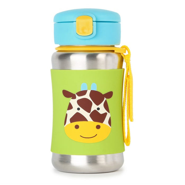 Skip Hop Zoo Jules Giraffe Sports Bottle