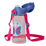 Skip Hop Zoo Blossom Butterfly Lock Top Sport Bottle (1)