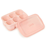 Skip Hop Easy Fill Freezer Trays - Grey/Coral (2)